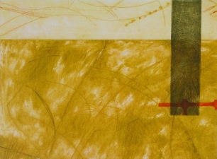 Abby DuBow Seasons: Autumn Monotype