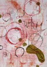 Abby DuBow Reds Monotype