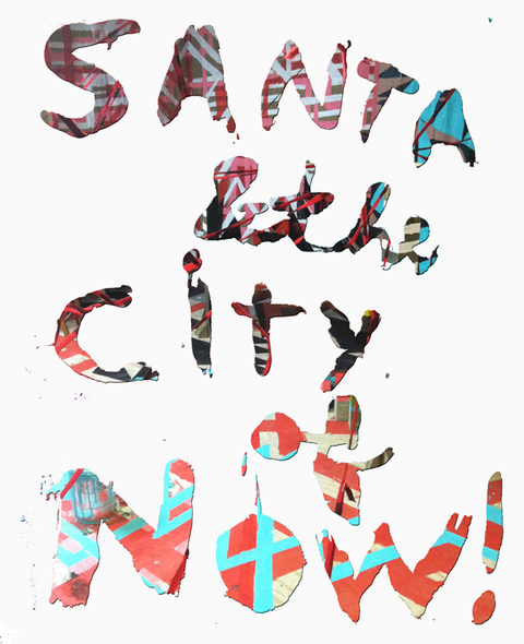 Santa and the City of Now VIDEO