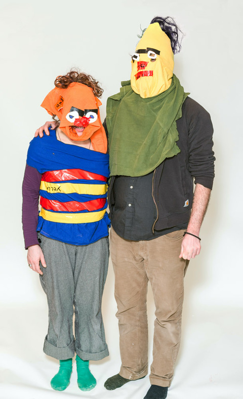 Bert and Ernie - What Ever It Takes