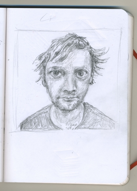 Pencil Portraits james