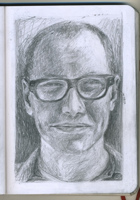 Pencil Portraits neil