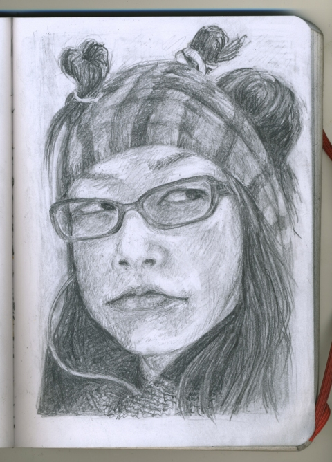 Pencil Portraits aki
