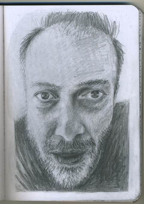 Pencil Portraits luke