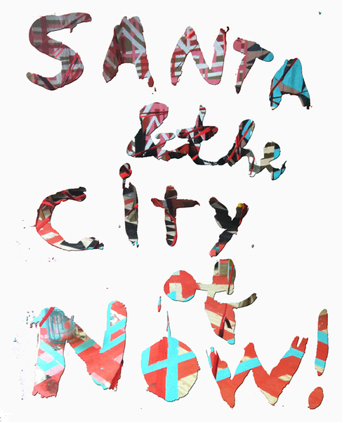 Santa & the City of Now Santa and the City of Now VIDEO