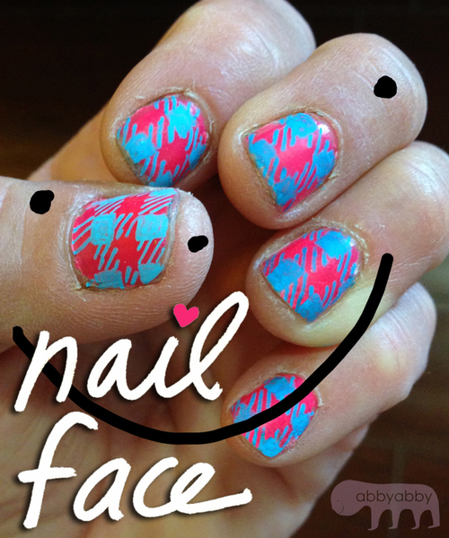 NailFace* NailFace online marketing material