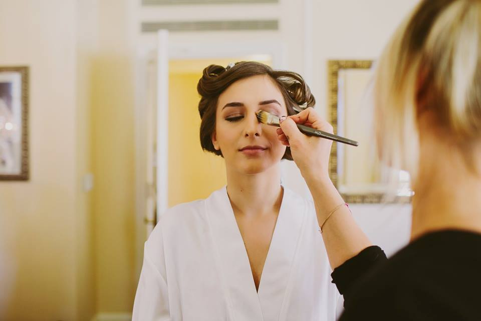 Bridal Hair & Makeup Victoria