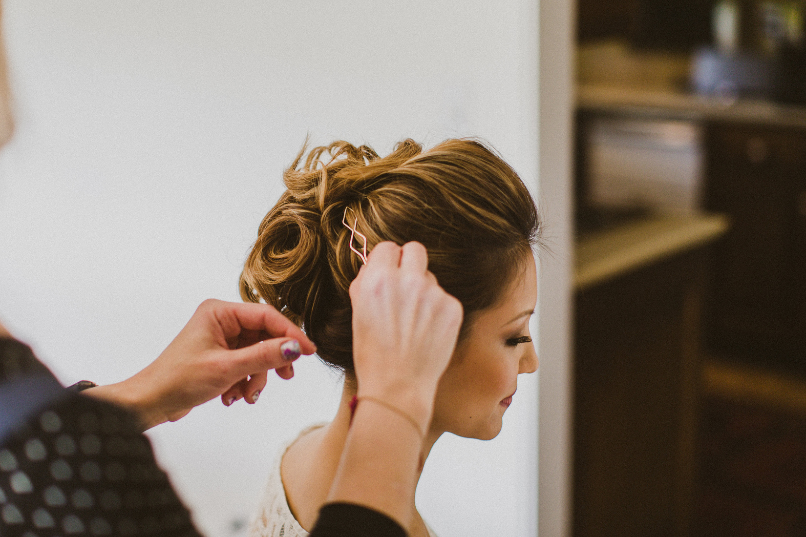 Bridal Hair & Makeup Anh