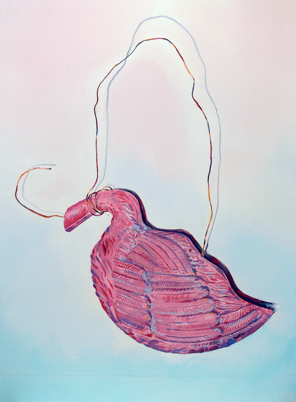 2D Flamingo Lung
