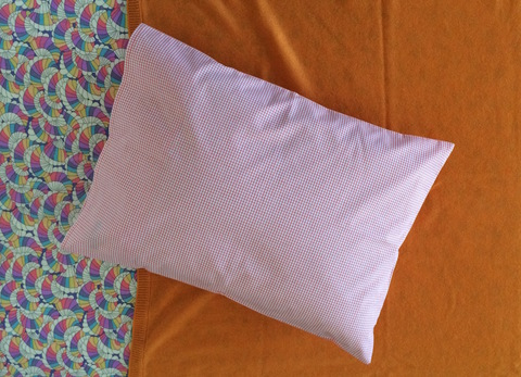 AFFINITA' MODERNE PILLOWCASES -TODDLER & TRAVEL