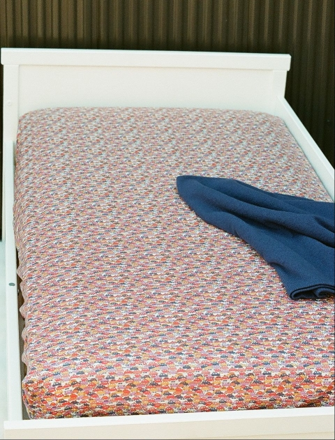 FITTED SHEETS - CRIBS & TODDLER BEDS Fitted Sheet - Cars