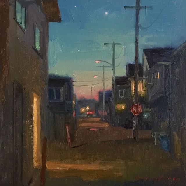 Featured/Recent Paintings Twilight