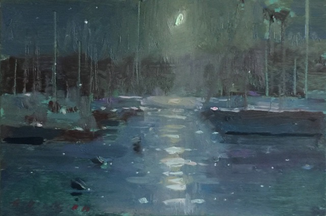 Featured/Recent Paintings Night