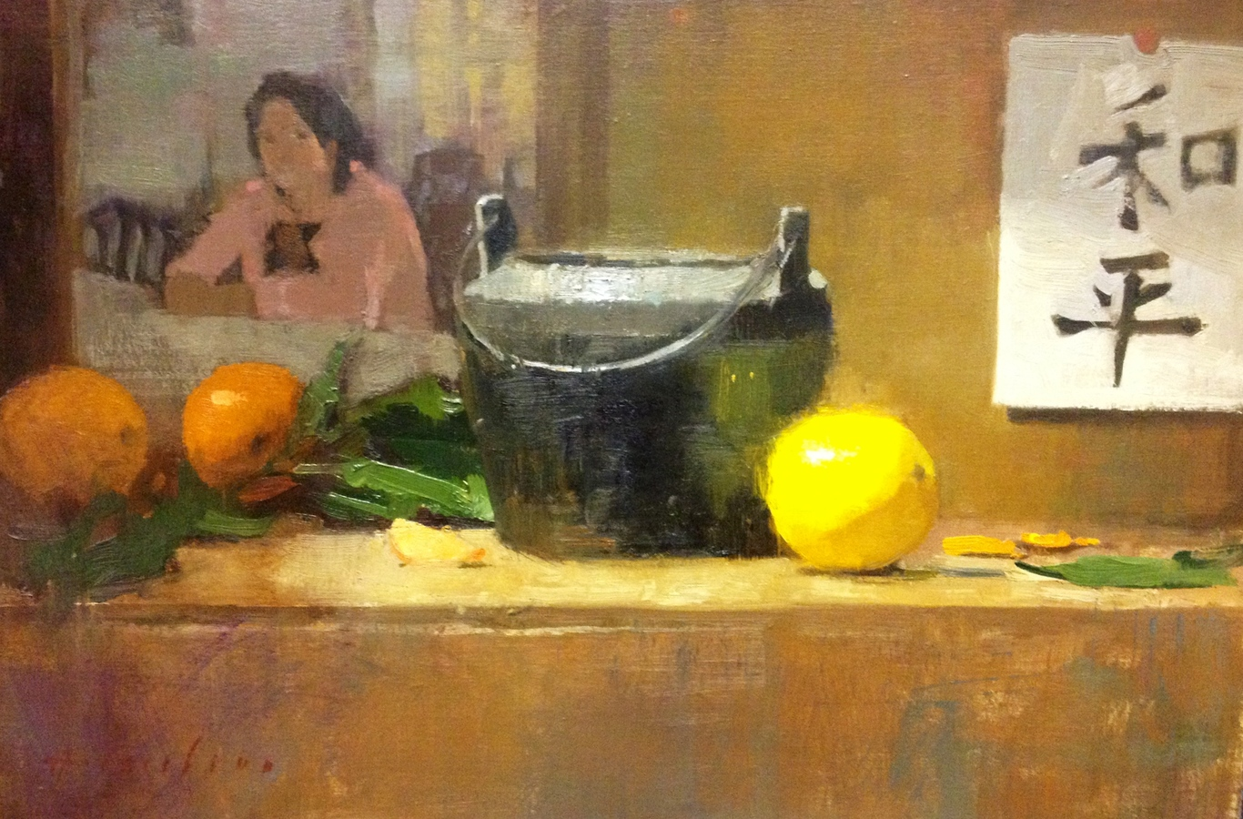 Still Life/Interiors January