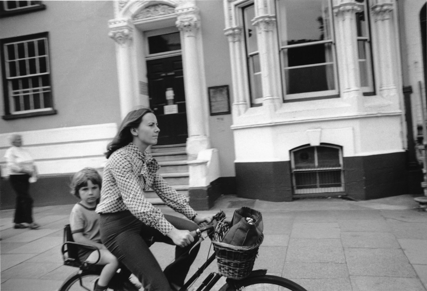UK 1974 Woman and son