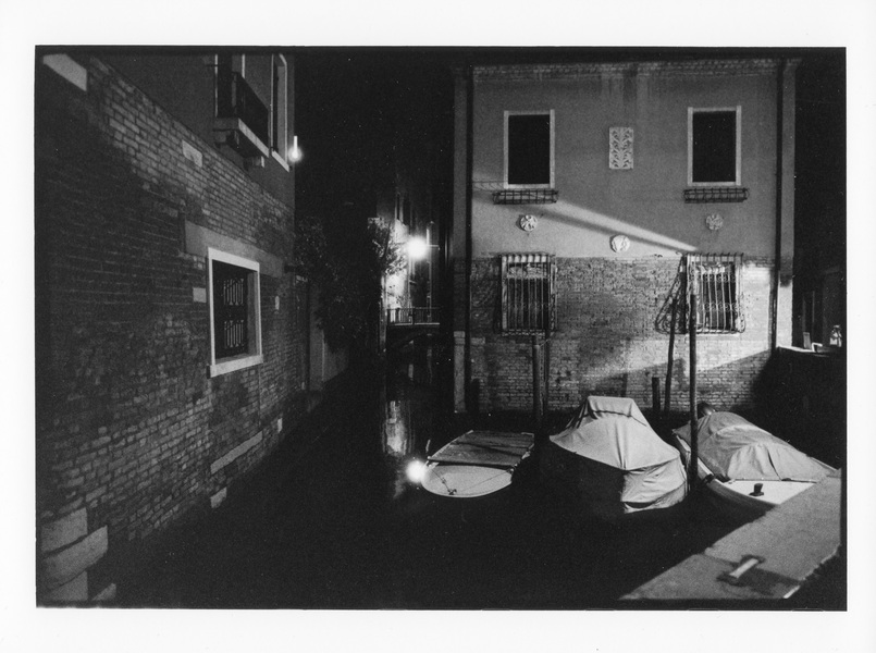 Gondoliers's song A night view #1