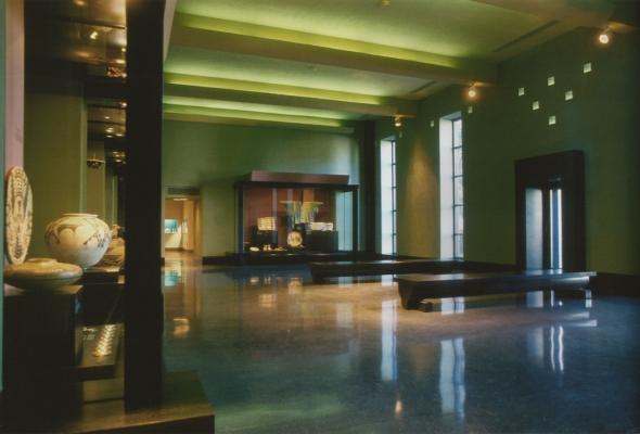 ALAN BAER ARCHITECT Cincinnati Art Museum Projects