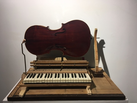 Alex Branch Cello Piano