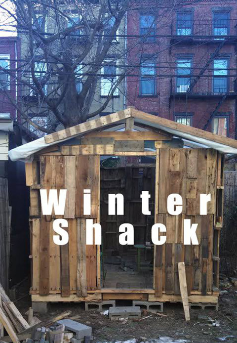 Alex Branch Winter Shack