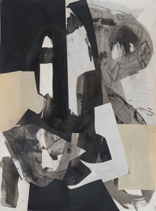 Alfredo Gisholt drawings mixed media on paper