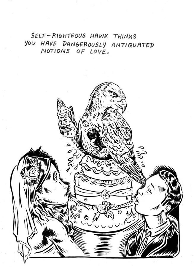 Ali Fitzgerald Hungover Bear and Friends