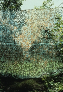 ALISON CROCETTA BOTANICAL CURTAIN