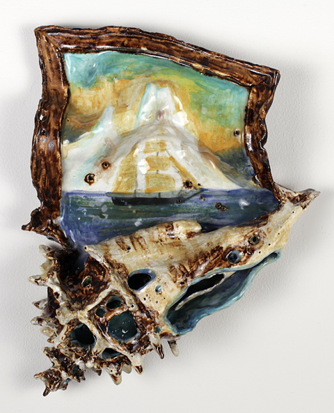 Auction Works to Date 2017 VALERIE HEGARTY: Iceberg, Ship and Shell