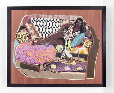 Auction Works to Date 2017 MICKALENE THOMAS: You're Gonna Give Me the Love I Need