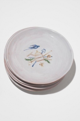 Allison SMITH Notion Nanny Glazed earthenware