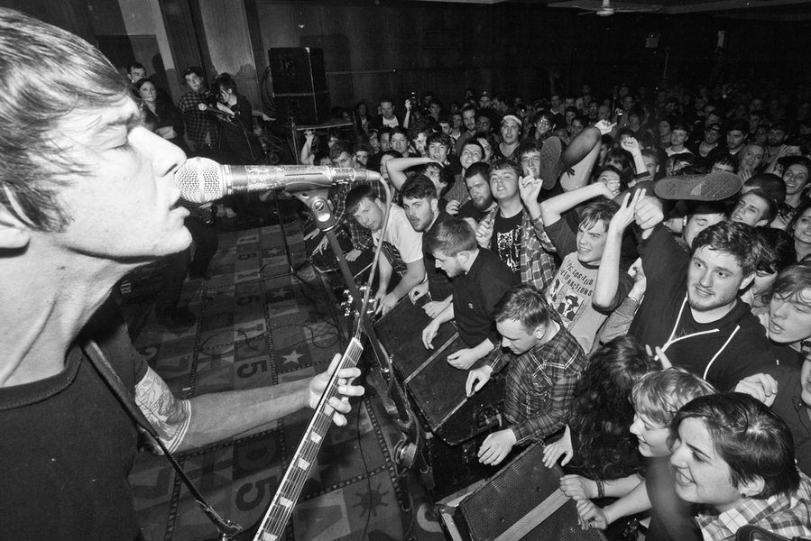 Get In The Pit  Joyce Manor