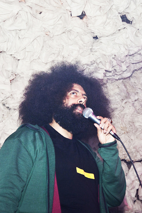Let Me Take Your Portrait Reggie Watts