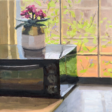 AMANDA CASE MILLIS Still Life/ Interiors Oil on linen