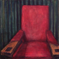 ABMacD Chairs Oil on canvas