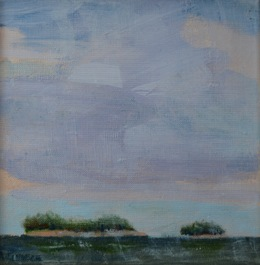 Amy Conover Current Work  oil on canvas