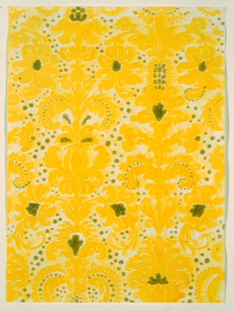 2006-2009 Yellow Wallpaper