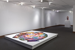 Tumor Storm (installation view)