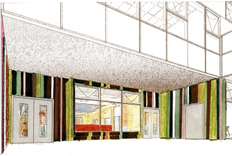 Clearing: REACH Ashland Youth Center/ Design Sketch Entry