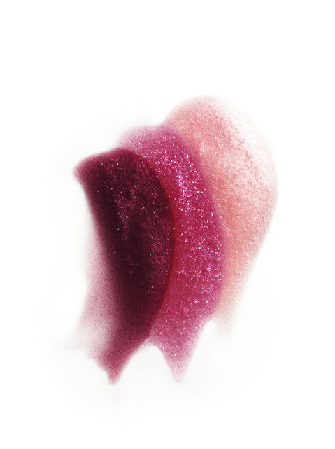 Cosmetics Lip Gloss Texture