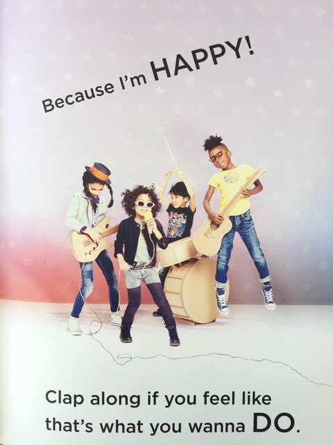 Kids happy book , pharrell williams