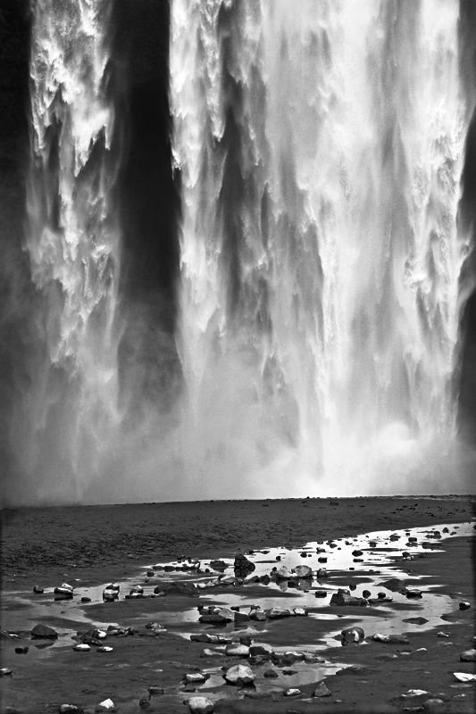Andrea Rosenthal Iceland Archival pigment