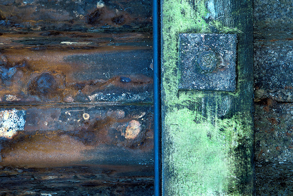 Andrea Rosenthal Abstracts and Textures Archival pigment