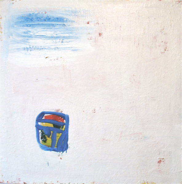 Paintings 1993-2000 White Field