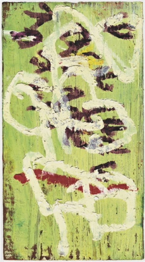 Paintings 2001-2005 Apple Blossom