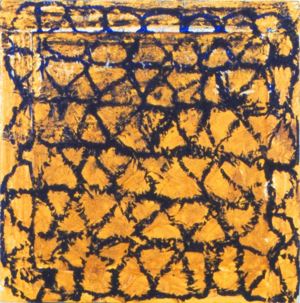Paintings 1993-2000 Untitled (Yellow)
