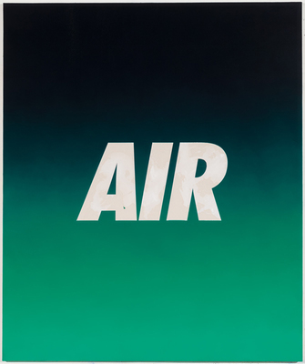 AIR (Black/Green)