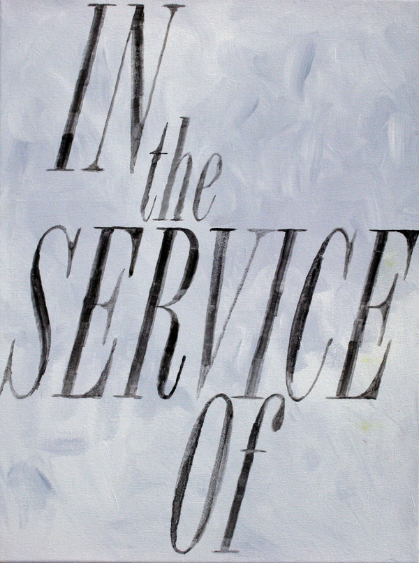 In the Service of