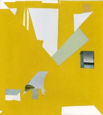 a     n     d     r     e     w            z     a     r     o     u 2012 paper on paper collage