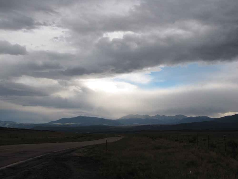 Photography Skies Over Southern Colorado