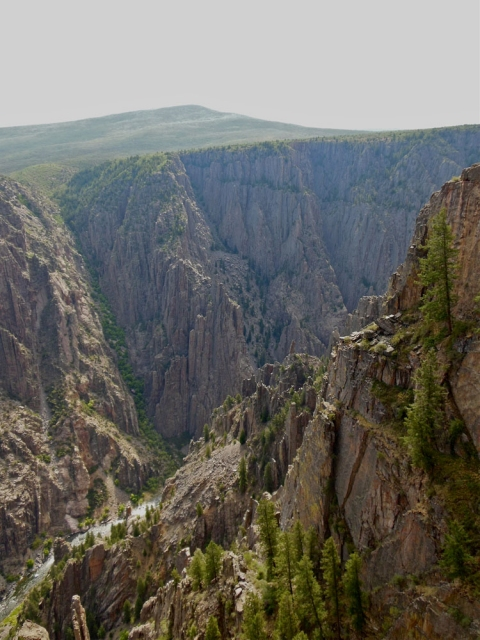 National Park Photos 2012 Black Canyon of the Gunnison National Park, CO