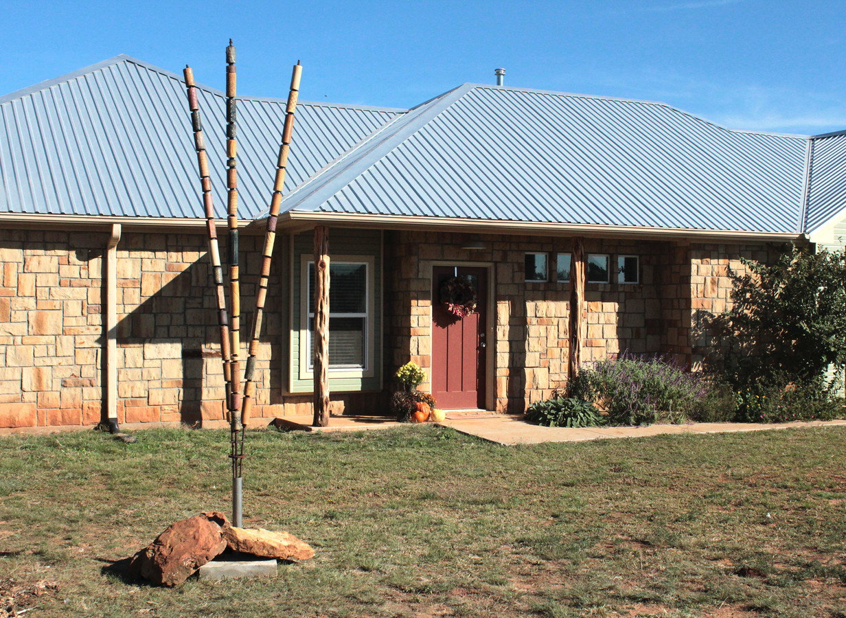 Cylinder Tree, Carbon, Texas Cylinder Tree, Carbon, Texas